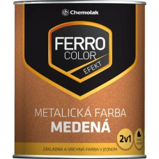 FERRO COLOR Efekt medená