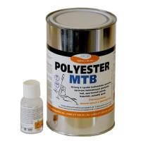 Polyester MTB - súprava 510g