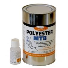 Polyester MTB - súprava 1,02 kg