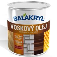 Balakryl voskový olej 2,5l