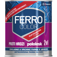FERRO COLOR U 2066 pololesk 0,75l